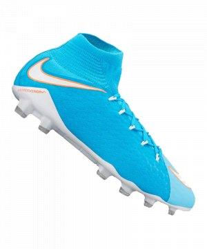 Nike Hypervenom Blau
