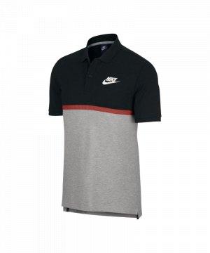 nike-matchup-polo-poloshirt-schwarz-grau-f010-lifestyle-