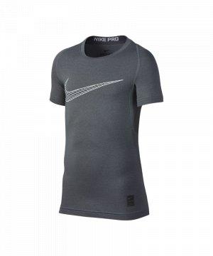 nike-pro-compression-t-shirt-kids-grau-f065-funktionsunterwaesche-kompressionsbekleidung-underwear-equipment-ausruestung-ausstattung.jpg