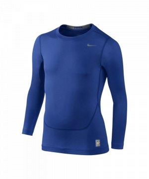nike-pro-core-longsleeve-shirt-tight-unterziehhemd-t-shirt-kurzarmshirt-kids-kinder-children-blau-f494-522802.jpg