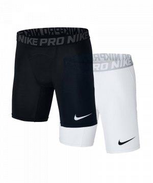 nike-pro-short-hose-2-er-set-schwarz-f010-weiss-f100-underwear-unterziehhose-838061.jpg