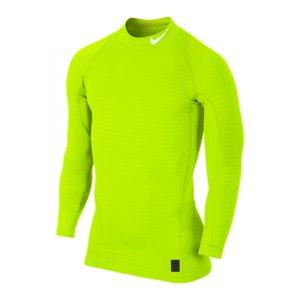 nike-pro-warm-compression-mock-gelb-f702-unterwaesche-underwear-unterziehshirt-kurzarm-men-maenner-herrenbekleidung-725031.jpg