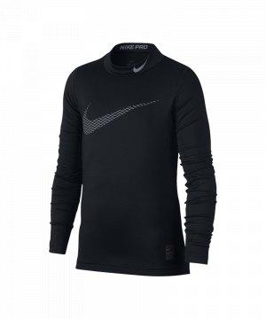 nike-pro-warm-mock-kids-schwarz-f010-funktionskleidung-unterwaesche-unterhemd-langarm-shirt-856134.jpg