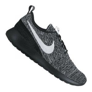 Nike Roshe Flyknit Schwarz