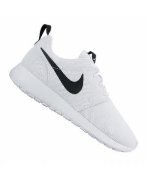 uk availability da34a 7e33a nike-roshe-run-one-sneaker-damen-weiss-f101-