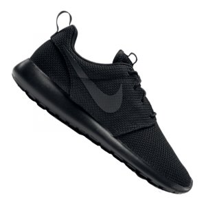 Nike Roshe Run Grau Schwarz
