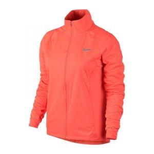 Nike Windjacke Frauen rosa und weiß | Fusselliese Dagmar