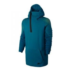 nike-tech-fleece-1-2-zip-hoodie-hoody-sweatshirt-kapuzenpullover-lifestyle-textilien-bekleidung-f301-gruen-805655.jpg