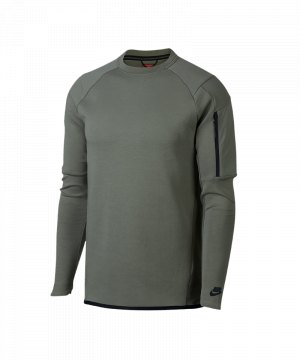 nike-tech-fleece-crew-sweatshirt-gruen-f004-oberteil-longsleeve-langarmshirt-886158.jpg