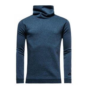 nike-tech-fleece-funndel-swwatshirt-pullover-lifesytle-bekleidung-freizeit-f460-blau-679908.jpg