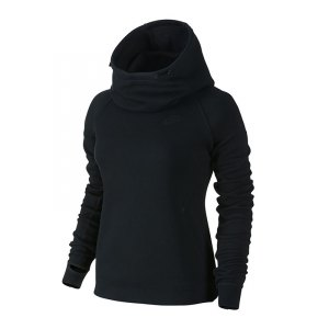 nike tech fleece funnel hoodie images. Black Bedroom Furniture Sets. Home Design Ideas