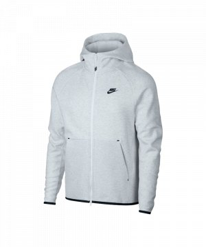 promo code 3563e b23dc nike-tech-fleece-kapuzenjacke-weiss-f051-lifestyle-textilien-