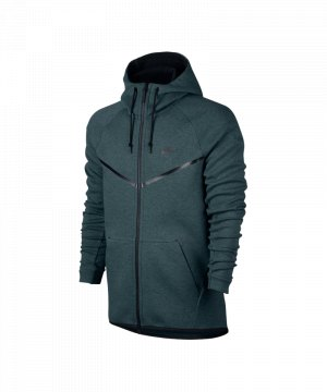 nike-tech-fleece-windrunner-kapuzenjacke-gruen-f328-langarm-jacket-herren-men-805144.jpg