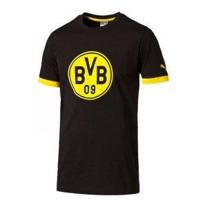 puma-bvb-dortmund-badge-tee-t-shirt-schwarz-f02-fanartikel-bekleidung-sport-borsigplatz-750122.jpg