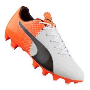 puma-evo-speed-4-5-tricks-fg-weiss-orange-f05-fussballschuh-football-kicken-rasen-firm-ground-neuheit-103592.jpg