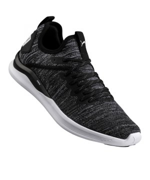891291f18bdc9d puma-ignite-flash-evo-knit-sneaker-schwarz-f02-