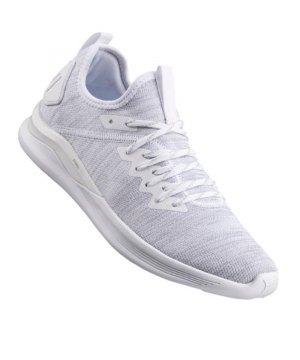 puma-ignite-flash-evo-knit-sneaker-weiss-f03- 03d39d2a4