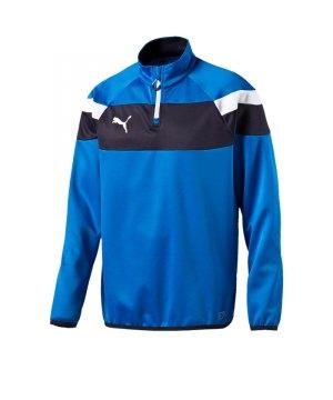 puma-spirit-2-1-4-zip-trainingstop-kids-blau-f02-sweatshirt-reissverschluss-teamsport-vereine-mannschaft-kinder-654657.jpg