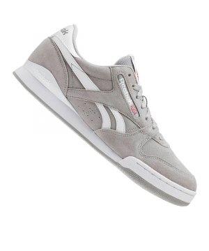 Reebok Phase 1 Pro MU Sneaker Grau Weiss
