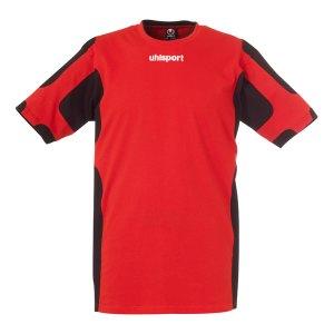 uhlsport-cup-training-t-shirt-trainingsshirt-men-herren-rot-schwarz-f02.jpg