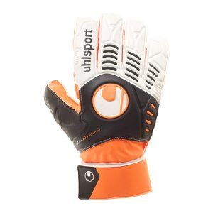 uhlsport-ergonomic-soft-training-junior-handschuh-torwarthandschuh-goalkeeper-kinder-children-orange-schwarz-weiss-f01-1000547.jpg