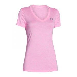 under-armour-tech-ssv-shirt-kurzarm-sportbekleidung-textilien-frauen-damen-women-rosa-f645-1258568.jpg